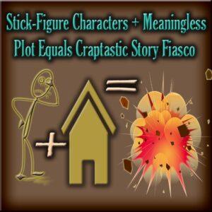 Bad plot-character Details
