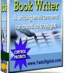 Writing Software: Book Writer by Yadu Digital